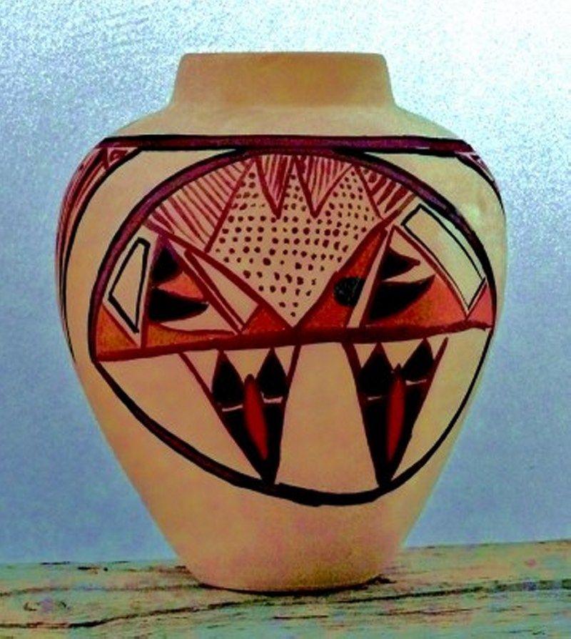 Indián váza :