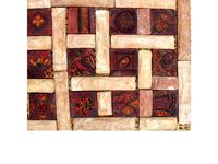 Fali antik csempék