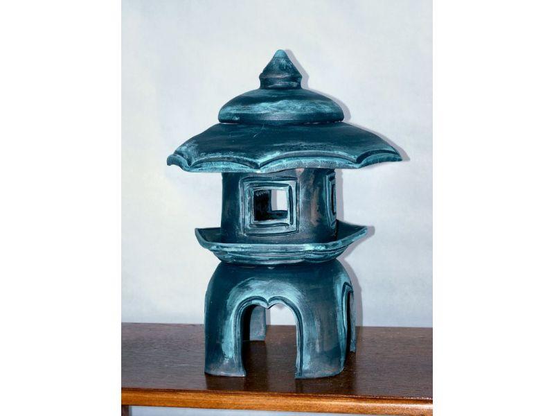 Japán kerti lámpa :