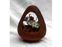 Ikebana virágtartó