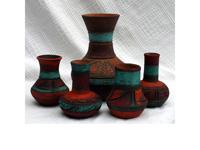 Vázák mexikóból