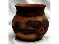 Gömb váza