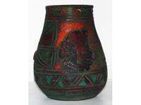Indián harci váza