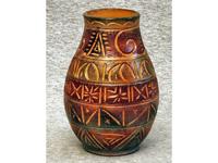 Rovátkás inka csöbör